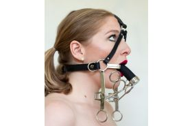 Deep Throat Pony Gag - NEW & UNIQUE!
